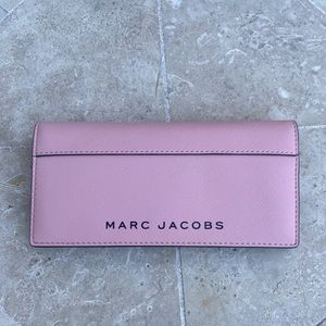 Marc Jacobs Pink Wallet